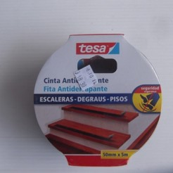 CINTA ANTI/LIZANTE TESA 50MM*5MTS REF5383 NEG.